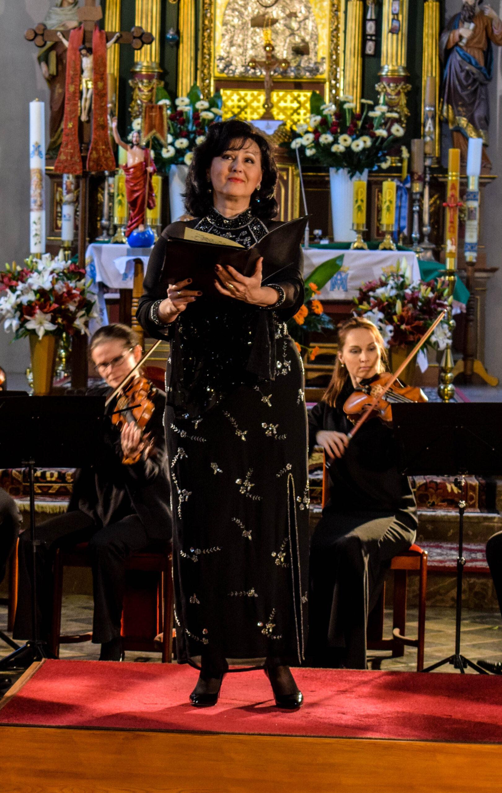 Koncert operowy w Borownie