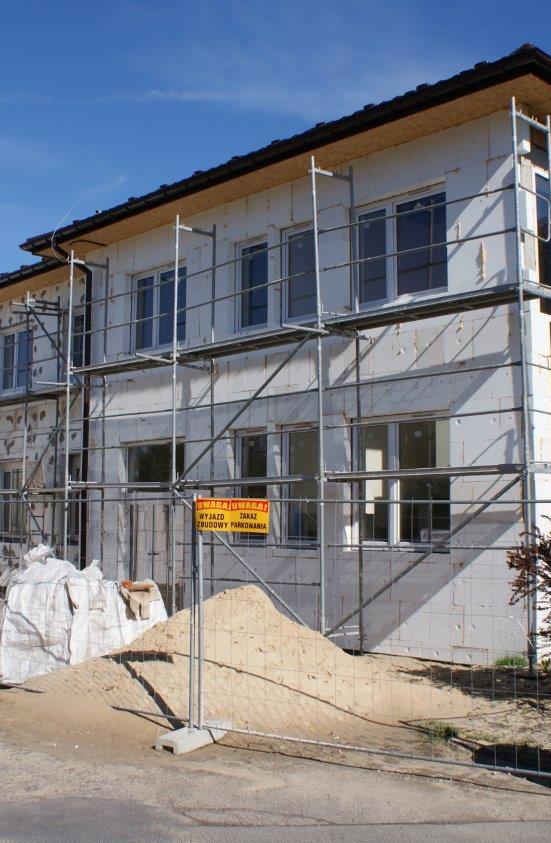 Postępy rozbudowy GOKiS