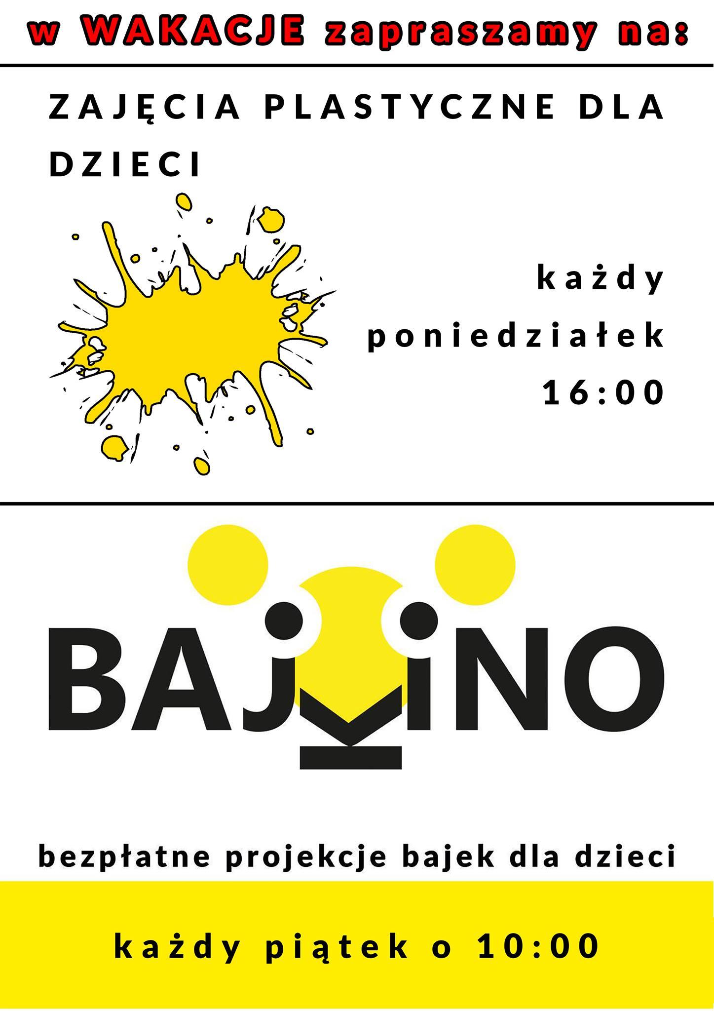 Zapraszamy do Bajkina!